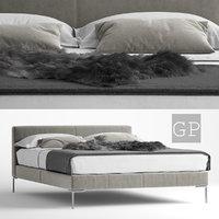 B&B ITALIA CHARLES BED 1