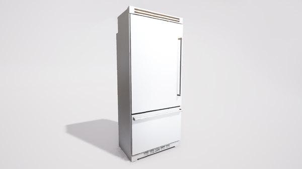 samsung refrigerator 3D model