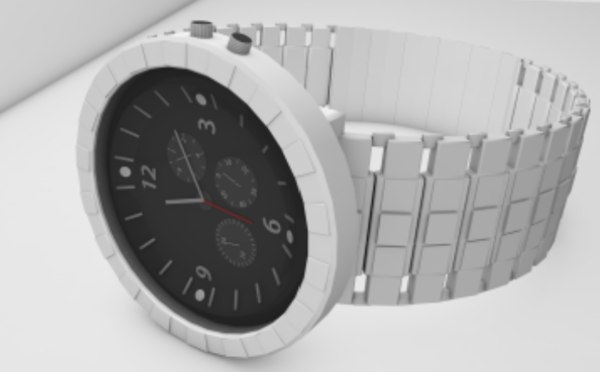 3D best watch