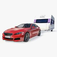 sedan hobby caravan ontour model
