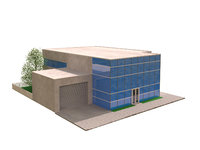 prdio building model