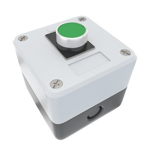 industrial button model