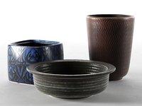 3D model vase set 12