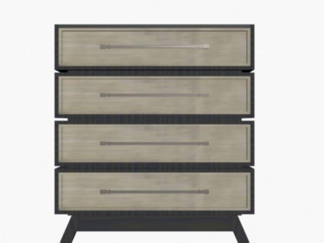 cupboard furniture 3D model