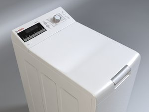 3D washer bosch logixx 6