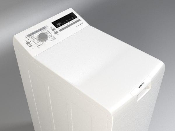 3D washer siemens iq 300