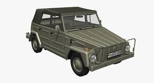 3D 181 model