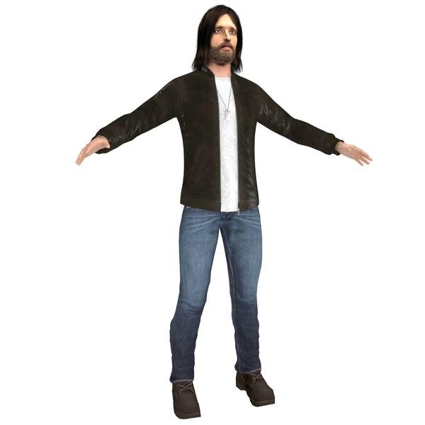urban man 3D