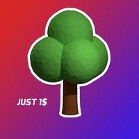 Mario 64 Tree