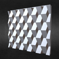 3d wall panel 2