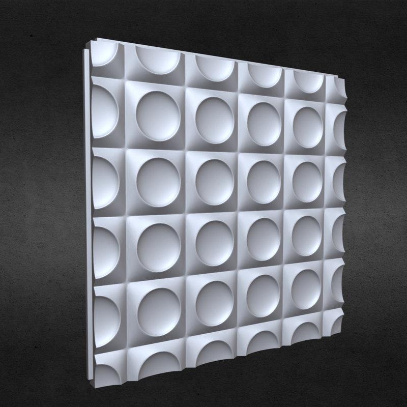 wall panel model