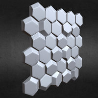 3d wall panel 6