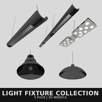 light fixture 3D model