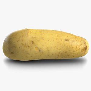 potato raw model