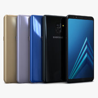 Samsung Galaxy A8 Plus 2018 All Color