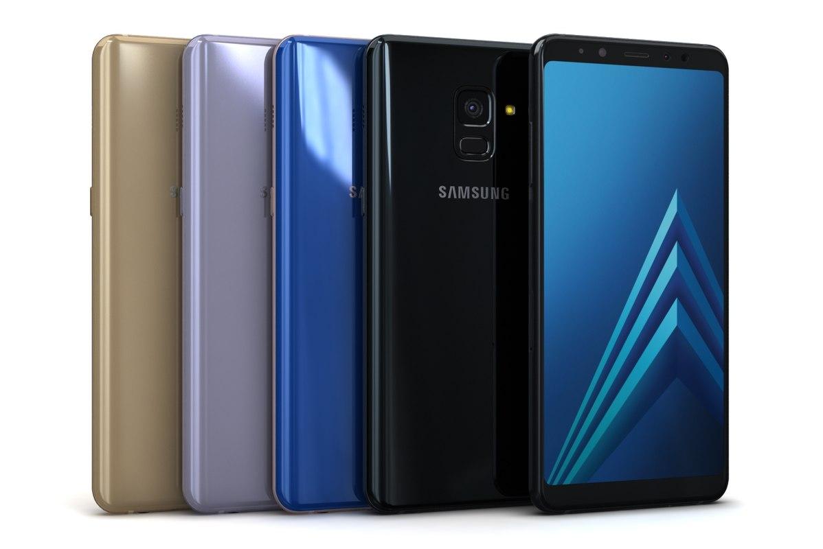 samsung galaxy a8 2018 model