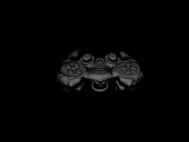 art game 3D model