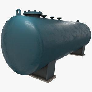 water tank 3D
