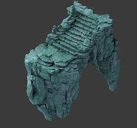 rocks 3D model453