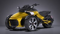 Can Am Spyder 2018