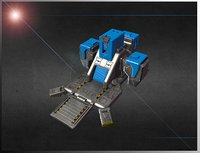 space base 3D model