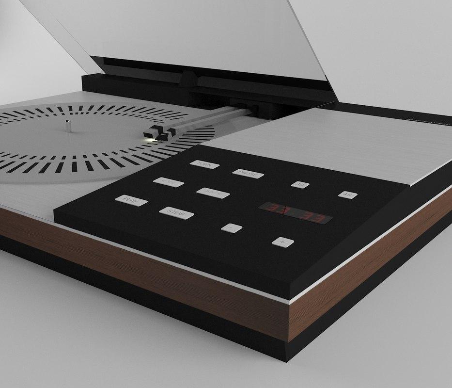 3D beogram 8002 bang