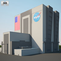 3D nasa vehicle assembly
