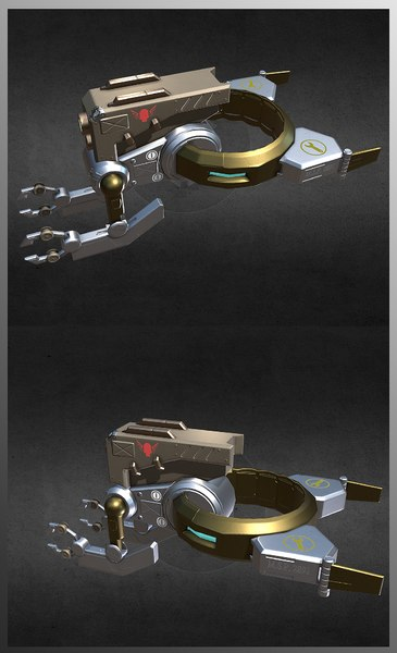 3D lesser maintenance drone