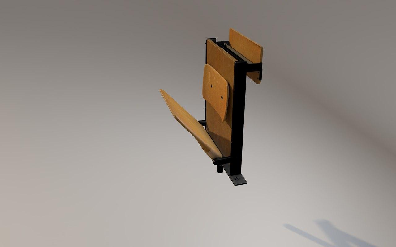 3D chair university