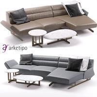 arketipo sofa model
