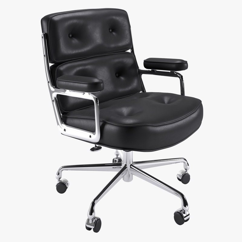3D chair herman miller model