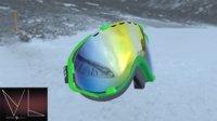 ski mask 3D