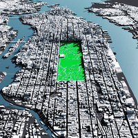 new york city 3D