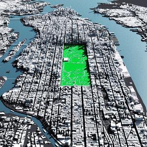 new york city 3D