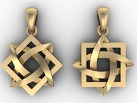 3D model jewel jewellery kelt