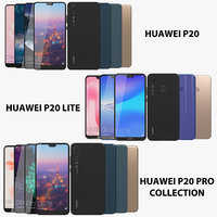 Huawei P20 & P20 Pro & P20 Lite Collection