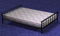 """Bed """"Tanja"""