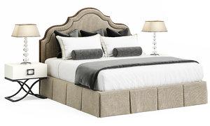 3D toscanova bed grace 180