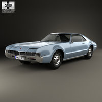 oldsmobile toronado 1966 model