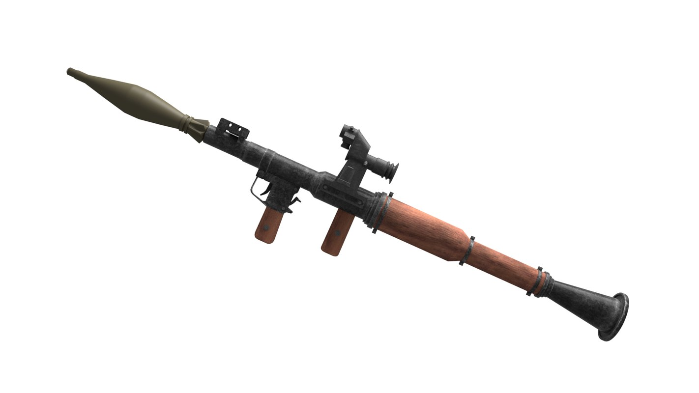 old rpg-7 optical sight model