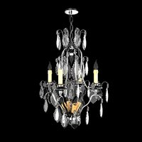 3D chandelier light 1920 exquisite