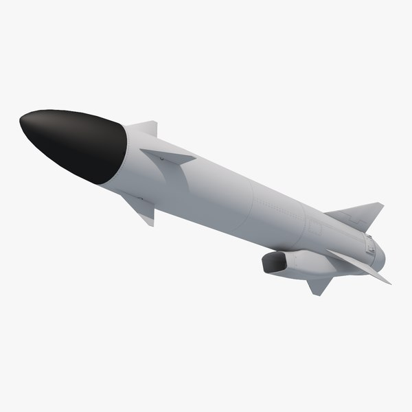 3D swedish anti ship missile