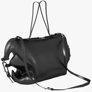 3D saint laurent bag