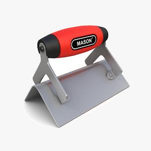 3D step tool model