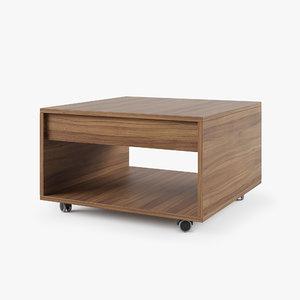coffee table santi zegen model