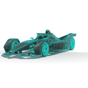 3D formula e