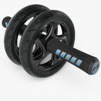 ab wheel model
