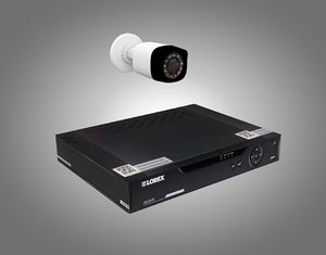 3D lorex camera security