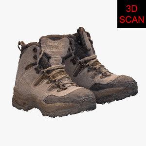 scan mountain boot model