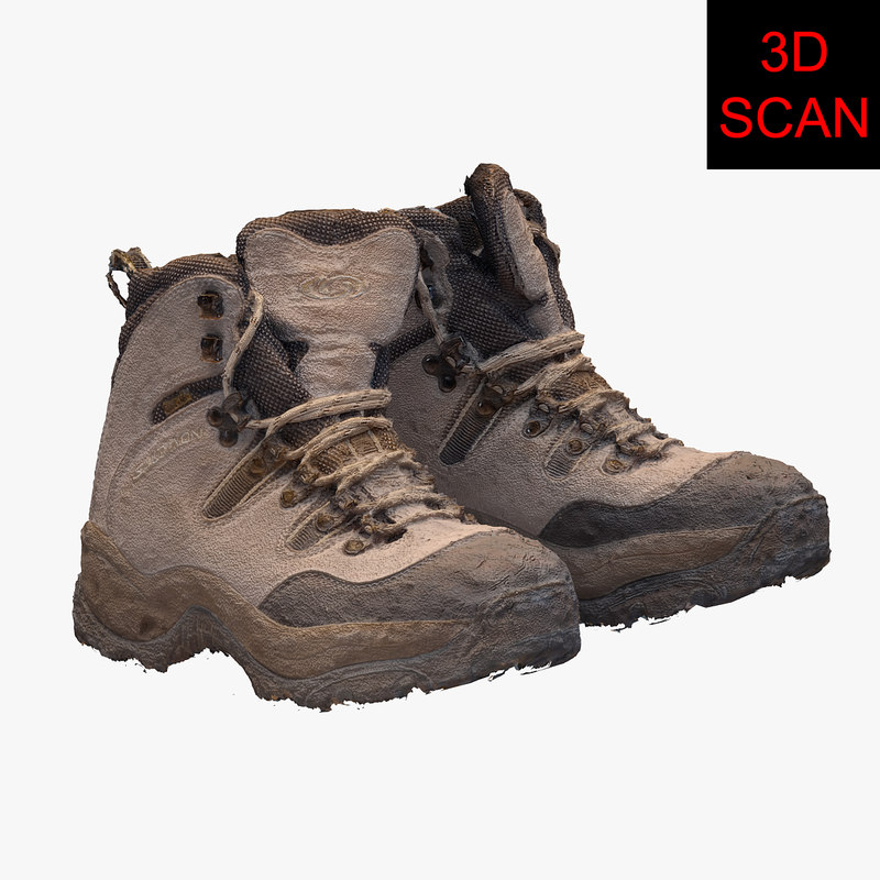 scan mountain boot model